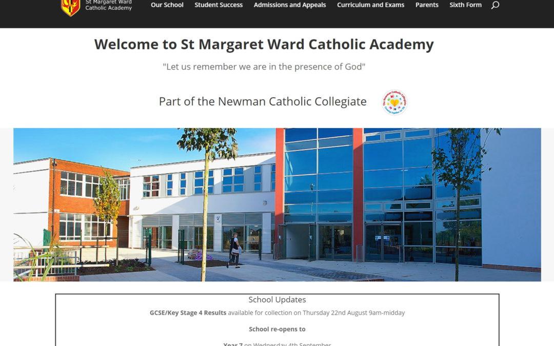 St Margaret Ward Catholic Academy