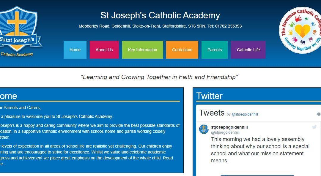 St Joseph's Catholic Academy