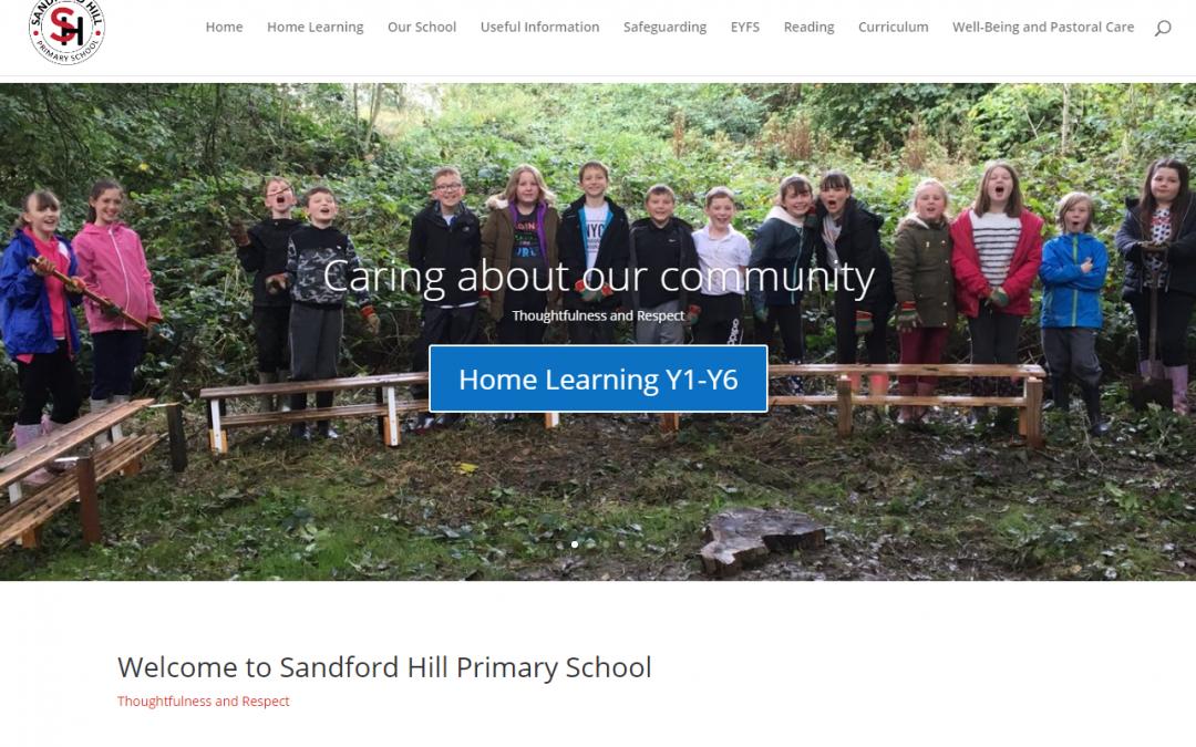Sandford Hill Primary School