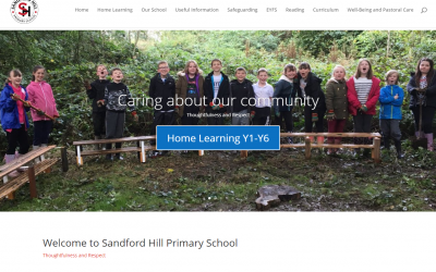 Sandford Hill Primary School
